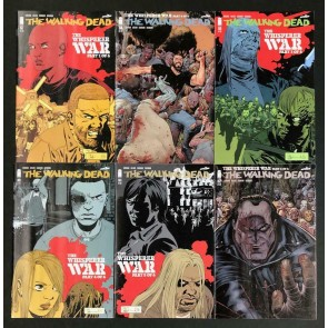"The Walking Dead (2003) #""s 157 158 159 160 161 162 The Whisperer War VF/NM Set"
