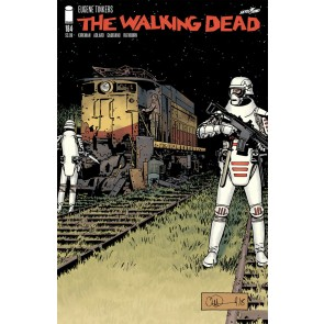 The Walking Dead (2003) #184 VF/NM Charlie Adlard Cover Image Comics