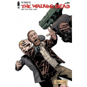 The Walking Dead (2003) #186 VF/NM Charlie Adlard Cover Image Comics