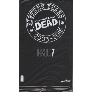 The Walking Dead (2018) 15th Anniversary #7 Bagged Variant Cover Sealed Image