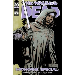 The Walking Dead: Michonne Special (2012) #1 VF/NM 1st Printing Kirkman Image