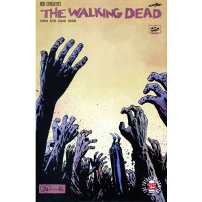 The Walking Dead (2003) #163 VF/NM Charlie Adlard Cover Image Comics
