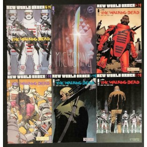 "The Walking Dead (2003) #""s 175 176 177 178 179 180 New World Order VF/NM Set"