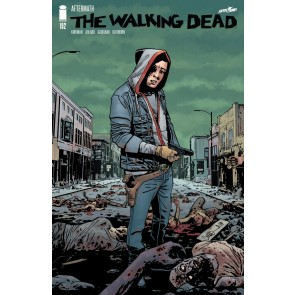 The Walking Dead (2003) #192 VF/NM Charlie Adlard Death of Rick Image Comics