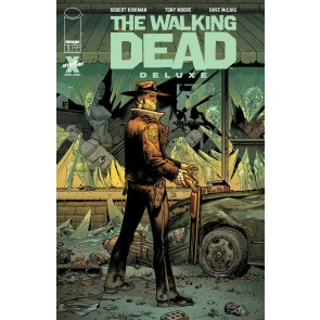 The Walking Dead: Deluxe (2020) #1 VF/NM or better Tony Moore Cover Image Comics