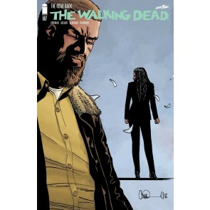 The Walking Dead (2003) #187 VF/NM Charlie Adlard Cover Image Comics