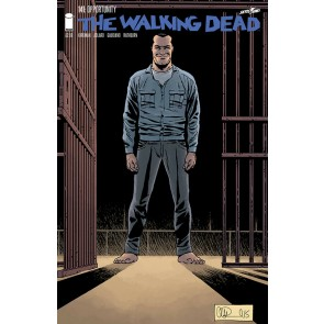The Walking Dead (2003) #141 VF Negan Charlie Adlard Cover Image Comics