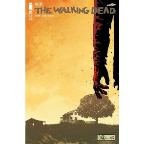 The Walking Dead (2003) #193 VF/NM 2nd Printing Final Issue Kirkman Image AMC