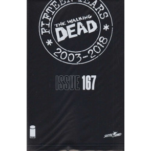 The Walking Dead (2018) 15th Anniversary #167 Bagged Variant Cover Sealed Image