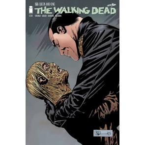 The Walking Dead (2003) #156 VF+ Negan Charlie Adlard Image Comics