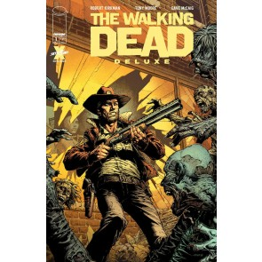 The Walking Dead: Deluxe (2020) #1 VF/NM David Finch Cover Image Comics