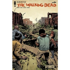 The Walking Dead (2003) #188 VF+ Charlie Adlard Image Comics