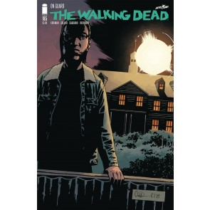 The Walking Dead (2003) #185 VF+ Charlie Adlard Cover Robert Kirkman AMC Image
