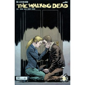 The Walking Dead (2003) #167 VF/NM Death Andrea Charlie Adlard Image Comics