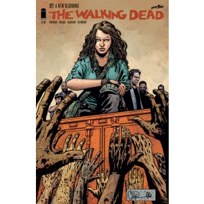 The Walking Dead (2003) #127 VF/NM 1st Magna Charlie Adlard Image Comics