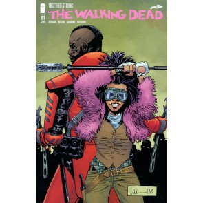 The Walking Dead (2003) #181 VF/NM Charlie Adlard Image Comics