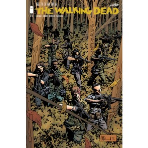 The Walking Dead (2003) #155 VF/NM Charlie Adlard Image Comics