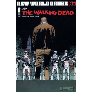 The Walking Dead (2003) #180 VF/NM Charlie Adlard Cover Robert Kirkman AMC Image