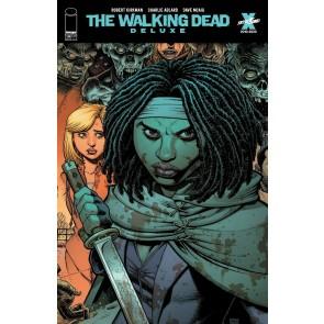 The Walking Dead: Deluxe (2020) #19 VF/NM Arthur Adams 1st App Michonne Reprint