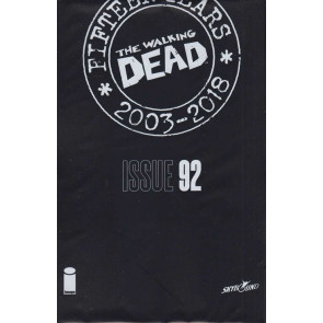 The Walking Dead (2018) 15th Anniversary #92 Bagged Variant Cover Sealed Image