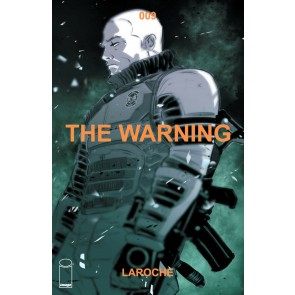 The Warning (2018) #9 VF/NM Laroche Image Comics