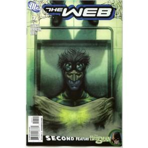 THE WEB #7 NM DC COMICS