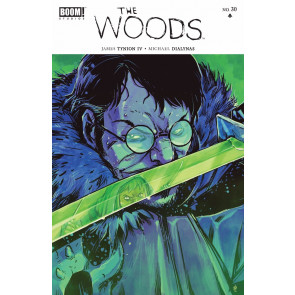 The Woods (2014) #30 VF/NM Boom!