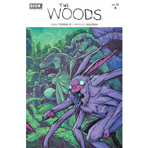 The Woods (2014) #35 VF/NM Boom!