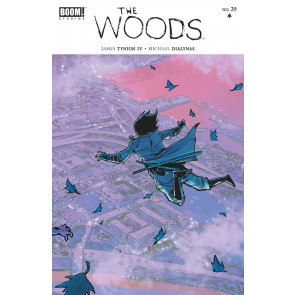 The Woods (2014) #29 VF/NM Boom!
