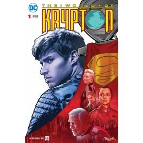 The World of Krypton (2018) #1 VF/NM Reprint John Byrne SyFy DC Comics