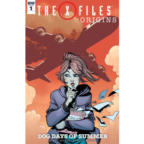 The X-Files: Origins—Dog Days of Summer (2017) #1 VF/NM IDW