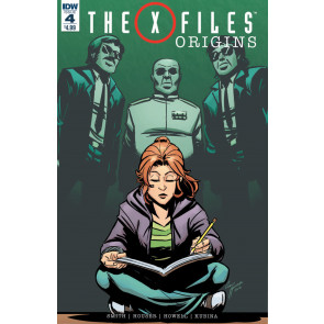 The X-Files: Origins (2016) #4 VF/NM IDW