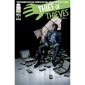 Thief of Thieves (2012) #7 VF/NM Image Comics