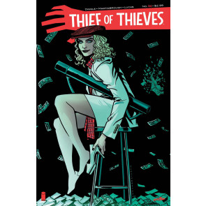 Thief of Thieves (2012) #34 VF/NM Image Comics