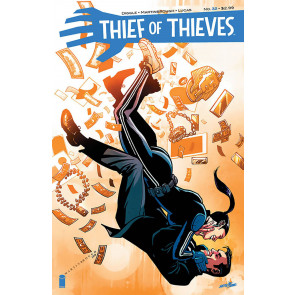 Thief of Thieves (2012) #32 VF/NM Image Comics