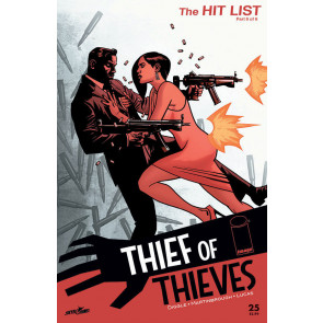 THIEF OF THIEVES #25 VF/NM 1ST PRINTING KIRKMAN IMAGE COMICS