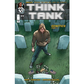 Think Tank (2012) #7 VF/NM Image Comics
