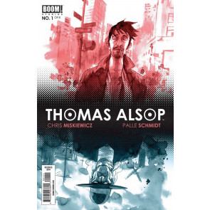 THOMAS ALSOP (2014) #1 VF/NM BOOM!