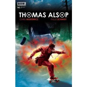 THOMAS ALSOP (2014) #7 VF+- VF/NM BOOM!
