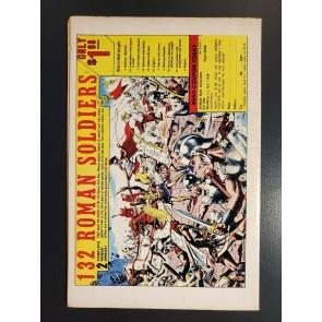 THOR #153 (1968) F- (5.5) JACK KIRBY & STAN LEE
