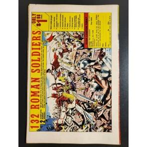 THOR #153 (1968) VG (4.0) JACK KIRBY STAN LEE