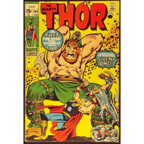 THOR #1834 FN/VF 1ST APPEARANCE INFINITY AND SILENT ONE