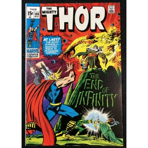 Thor (1966) # 188 VF+ (8.5) Origin of Infinity