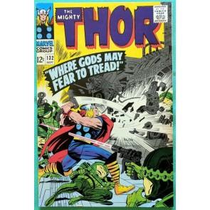 Thor (1966) #132 VF+ (8.5) 1st app EGO