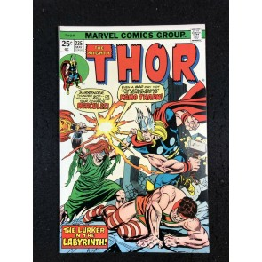 Thor (1966) #235 VF/NM (9.0) 1st Appearance Kamo Thorn