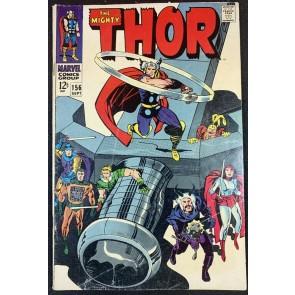 Thor (1966) #156 VG (4.0) Vs Mangag