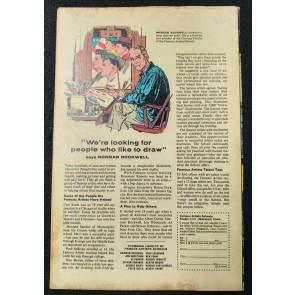 Thor (1966) #130 FN- (5.5) Jack Kirby Cover & Art Hercules Jane Foster