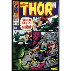 Thor (1966) #149 FN (6.0) Inhumans Origin part 4