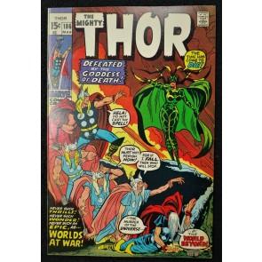 Thor (1966) #186 VF- (7.5) Hela John Buscema
