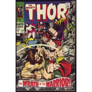 Thor (1966) #152 VF- The Destroyer Ulik Loki